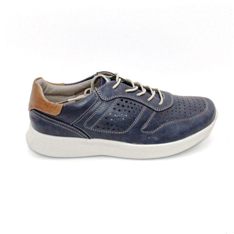 Ανδρικό loafers Ταμπά και Μπλέ VD A808 | Παπουτσια